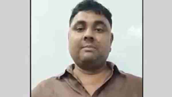 Ballia shootout case: prime accused Dhirendra Singh video viral and declared himself innocent
