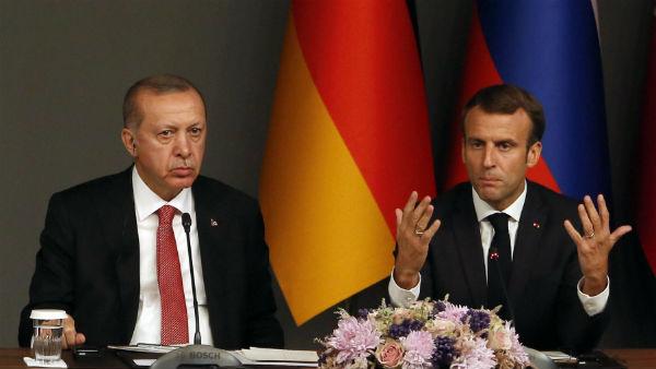 यह भी पढ़ें-तुर्की के राष्ट्रपति एर्डोगान ने मैंक्रो को बताया मेंटल