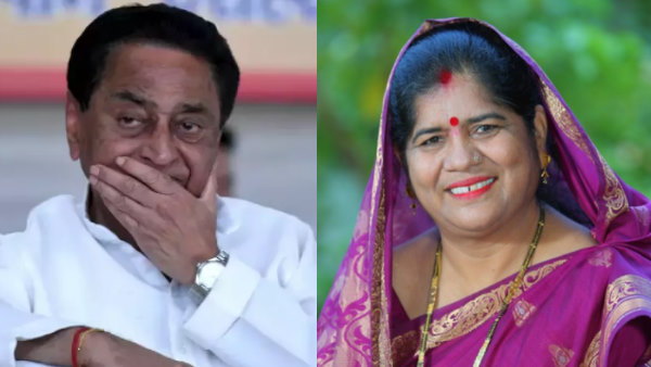 Imarti Devi Said Kamal Nath is Lucha lafanga and drunkard