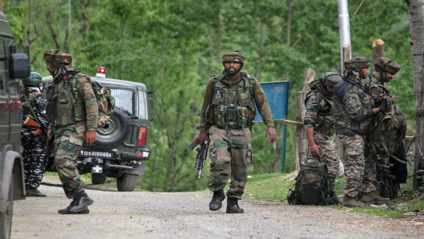 Encounter breaks out at Aribagh Machama area of Budgam: Kashmir Zone Police, Jammu and Kashmir