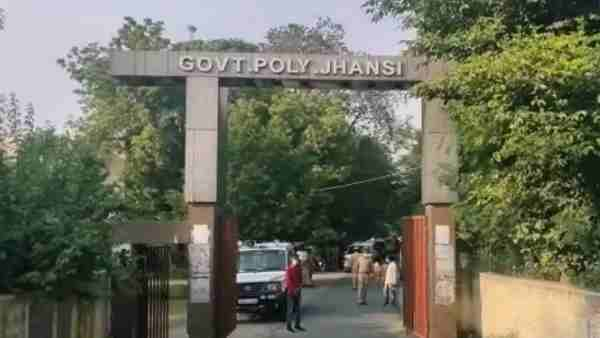 Jhansi: physical attack with 17-year-old student in Polytechnic College