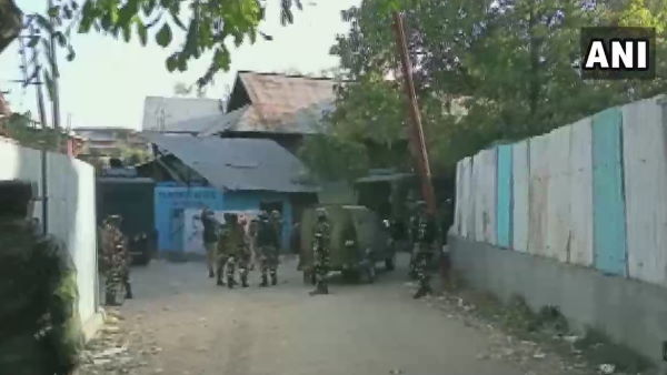 Jammu and Kashmir 2 terrorists killed in an encounter with security forces in Dadoora area of Pulwama