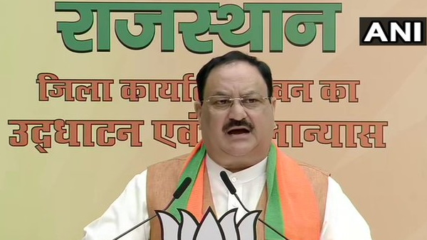 JP Nadda targeted Rahul Gandhi on Section 370 asked Representing India or Pakistan