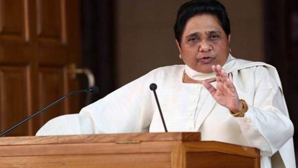 Mayawati angry over Kamal Nath item comment at bjp woman candidate