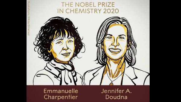 ये भी पढ़ें-इमैन्युएल कारपेंटियर और जेनिफर ए डाउडना को दिया गया केमिस्ट्री के क्षेत्र में 2020 का नोबेल पुरस्कार