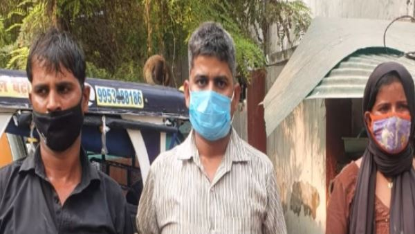 three arrested for kidnapping of three year old child in noida