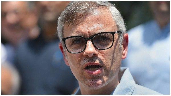 Omar Abdullah targeted the central government over the alleged custody of Mehbooba Mufti