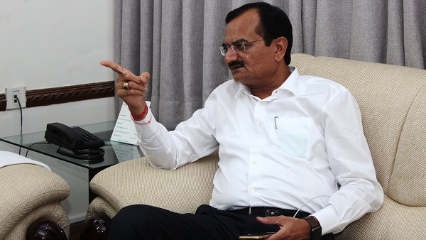 कोई कुछ भी कहे, गुजरात से अब नहीं हटेगी शराबबंदी: शंकरसिंह वाघेला को चेताते हुए बोले गृह राज्यमंत्री जाड़ेजा