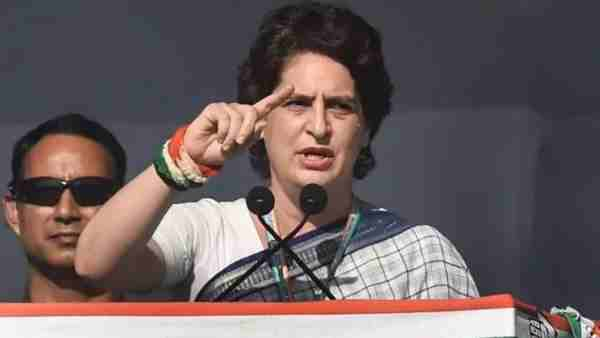 Priyanka Gandhi criticized BJP government for increasing prices of vegetables