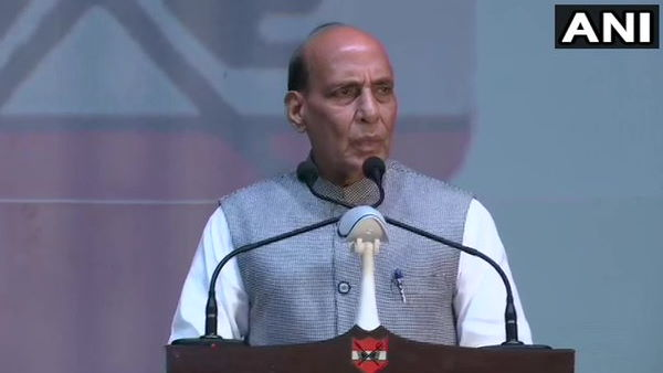 India always wants good relations with all its neighbouring countries: Rajnath Singh