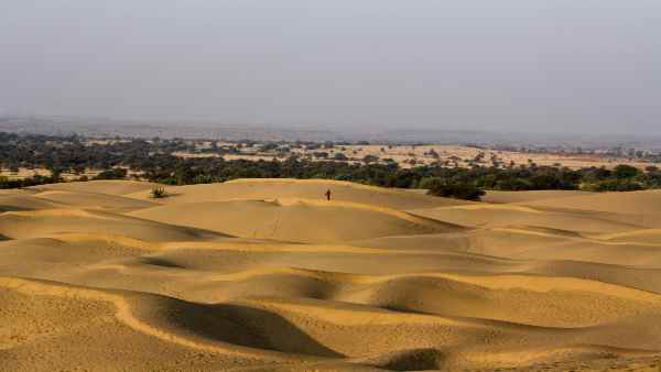 Rajasthan: River flows in Thar Desert 172 thousand years ago, researchers found evidence