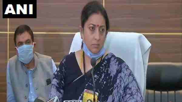 Smriti Irani says people understand congress that their visit to Hathras is for their politics & not for justice to the victim