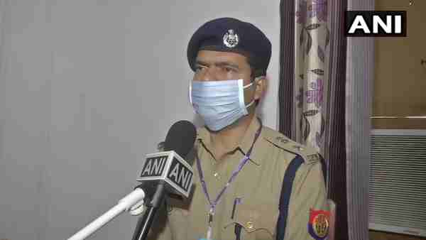 SP Vikrant Vir says Medical report from Aligarh hospital mentions injuries
