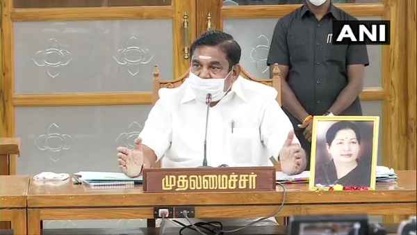 तमिलनाडु सीएम ने किया ऐलान- प्रदेश के लोगों को मुफ्त लगवाएंगे कोरोना वैक्सीन