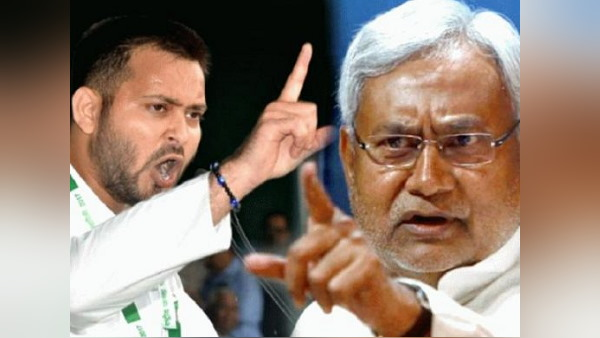 RJD, Tejashwi Yadav says- CM Nitish Kumar is tired & can not handle Bihar