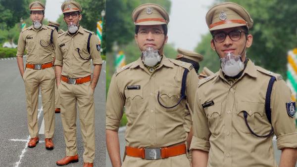 दो सगे भाई बने IPS अधिकारी? जानिए सलमान शेख व अतुल चौधरी की वायरल तस्वीर की सच्चाई