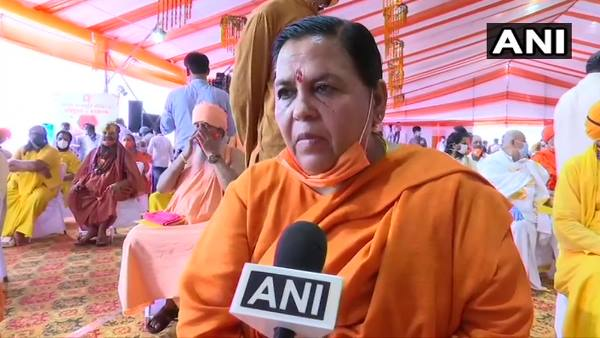bjp leader Uma Bharti says No need for religious conversions in India
