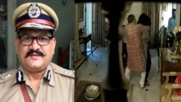 IPS officer Purushottam Sharmas Suspension upheld by Union Ministry of Home Affairs