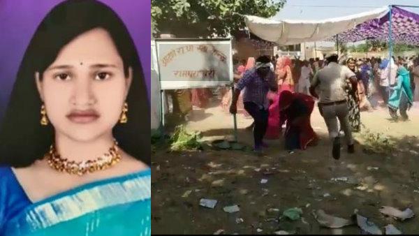 गर्भवती रचना मीणा की मौत के बाद हिंसा पर क्यों उतरा चूरू का रामपुरा बेरी गांव? जानिए पूरी कहानी