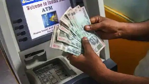Withdrawing cash from ATM is expensive