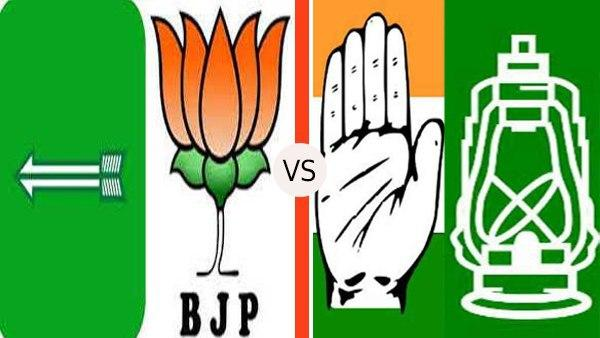 Bihar Elections:RJD-Congress or JDU-BJP alliance, who are under pressure on 71 seats in the 1st phase?