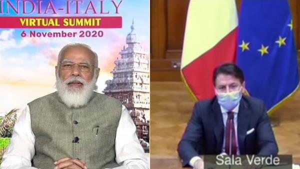 ये भी पढ़ें- भारत-इटली शिखर सम्मेलन में बोले मोदी- कोरोना विश्वयुद्ध की तरह दुनिया पर छोड़ेगा अपना असर