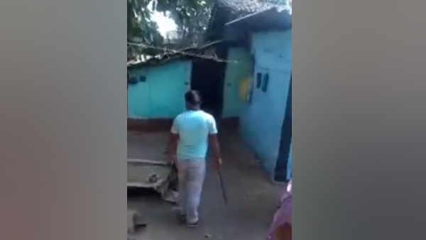 begusarai goons did attack on soldier house