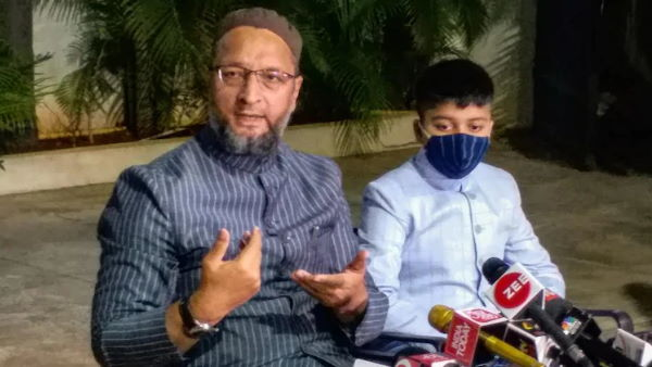Asaduddin Owaisi on muslim representation in state cabinet 4 BJP ruled state dont have a single Muslim minister