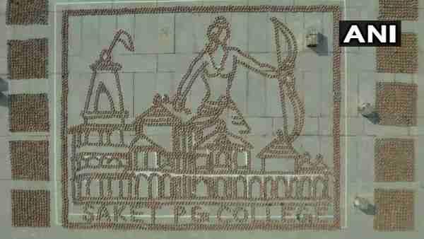 ये भी पढ़ें:- भव्य 'दीपोत्सव' के लिए सजकर तैयार है राम की नगरी अयोध्या, देखें VIDEO