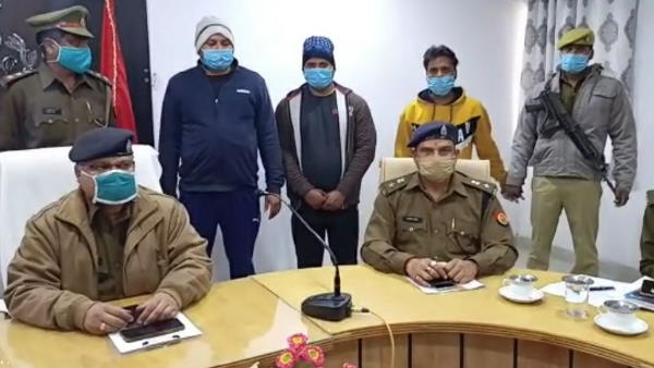 Police arrested three accused in journalist murder case