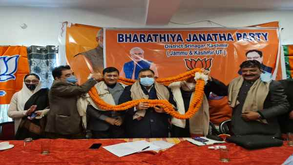 J&K DDC poll: how BJP has given national color to local elections