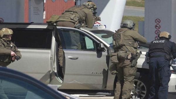 फ्रांस के बाद अब कनाडा में चाकूबाजी, दो की मौत, कई घायल