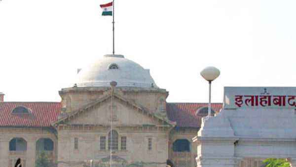 allahabad high court order monitoring of wearing masks for 24-hours with drone camera