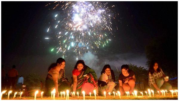 Happy Diwali 2020: कोरोना काल में खास बनाए अपनों की दिवाली, इन 10 SMS से दें बधाई