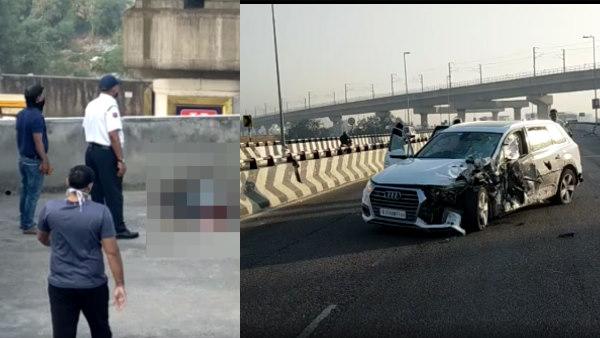 Jaipur Audi Video : ऑडी दौड़ा रही लड़कियों ने युवक को उड़ाया, 30 फीट हवा में उछलकर मकान की छत पर जा गिरा