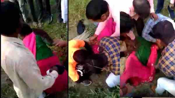 ये भी पढ़ें:- VIDEO: पर्स चोरी का आरोप लगा जौनपुर में महिला को लात-घूंसे और जूते से पीटा