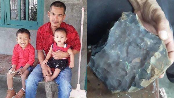ये भी पढ़ें-ताबूत बनाने वाले जिस शख्स को 'पत्थर' के बदले मिले थे 13 करोड़ रुपए, अब उसने कहा- धोखा हो गया