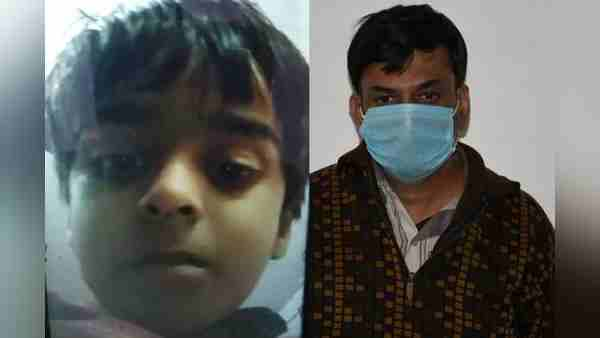 seven-year-old innocent son killed by father in kanpur