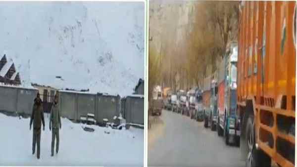 इसे भी पढ़ें- VIDEO:जोजिला में फिर से भारी बर्फबारी, लद्दाख-J&K हाइवे बंद