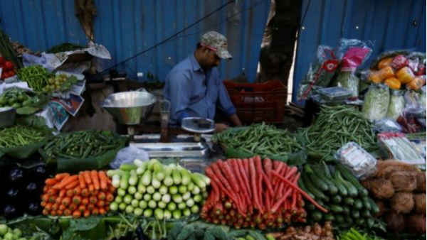 Retail inflation reached 7.61 percent in October the highest level in last 6 years