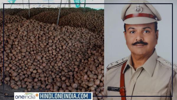 पार्थीभाई चौधरी: वो पुलिसवाला जिनके लिए आलू बना 'सोना', सालाना कमाई ₹ 3.3 करोड़, तोड़ा विश्व रिकॉर्ड
