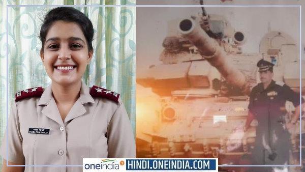 प्यारी चौधरी : भारत-पाक बॉर्डर के गांव की बेटी भारतीय सेना में बनीं लेफ्टिनेंट, पूरा परिवार फौजियों वाला