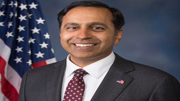 US Presidential Election 2020: तीसरी बार विजयी हुए भारतीय मूल के कांग्रेसी राजा कृष्णमूर्ति