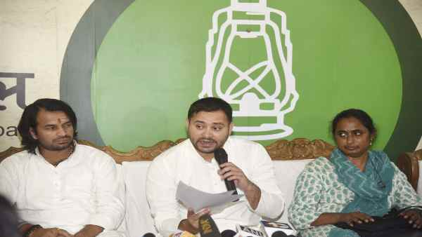 Did Congress do the same to Tejashwi Yadav in Bihar as it did to Akhilesh in UP