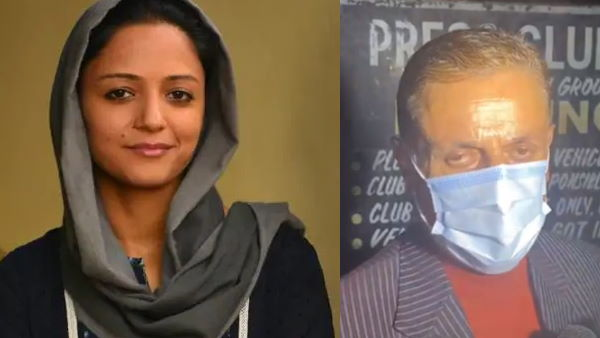 Shehla Rashid dismisses fathers allegations, says baseless and disgusting