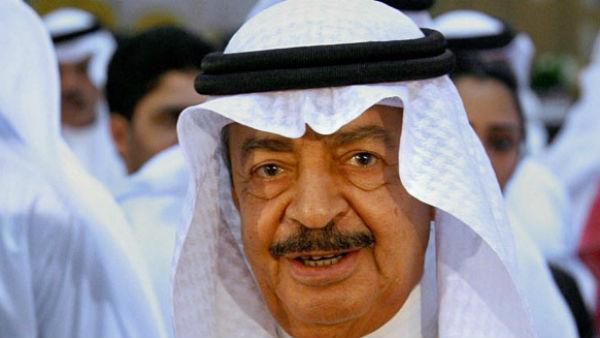 बहरीन के प्रधानमंत्री शेख खलीफा बिन सलमान अल अखीफा का निधन, शाही महल ने पुष्टि