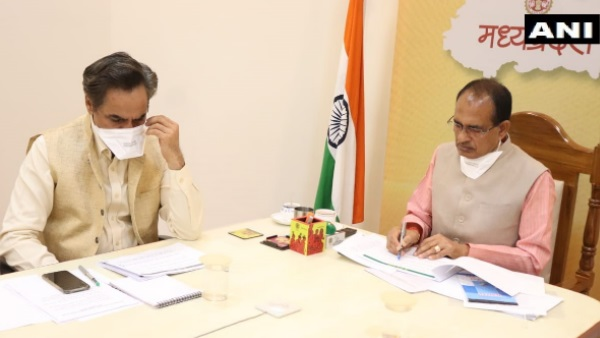 Madhya Pradesh CM Shivraj Singh Chouhan holds first meeting of Cow Cabinet in Bhopal