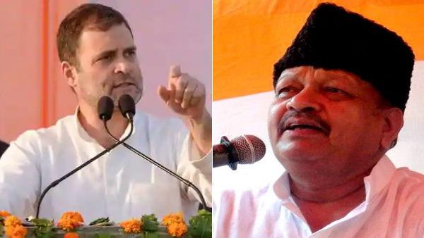 ये भी पढ़ें- राहुल गांधी के सलाहकारों पर टिप्पणी से कांग्रेस खफा, पूर्व सांसद फुरकान अंसारी को भेजा नोटिस