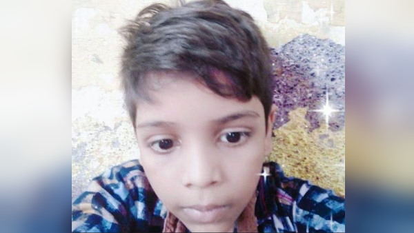 a seven year old boy killed by neighbour at surat, police caught him