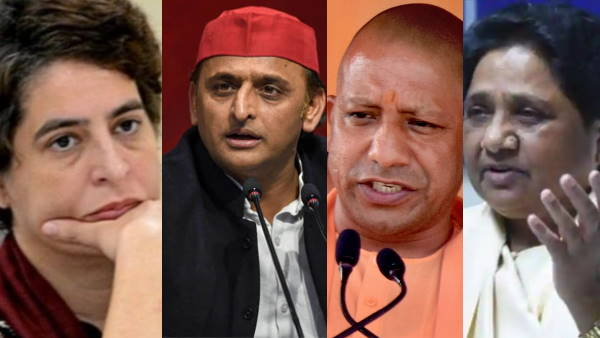 UP by elections tough fight for bjp, sp, bsp and congress on seven assembly seats